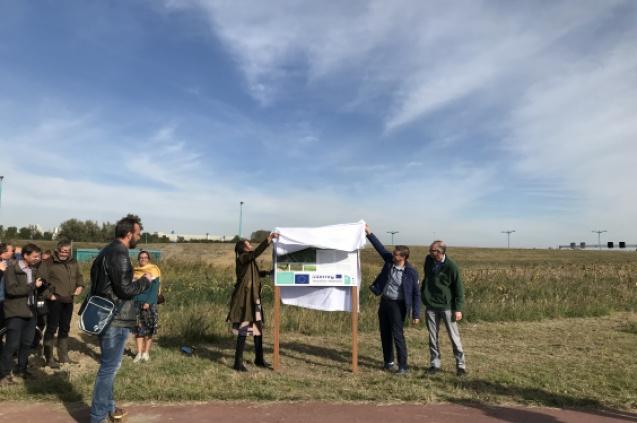 Gemeente Terneuzen geeft startschot werken Koegorspolder
